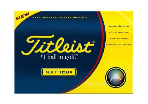 Balles de golf Titleist, NXT Tour, paq. 12 Image de l'article