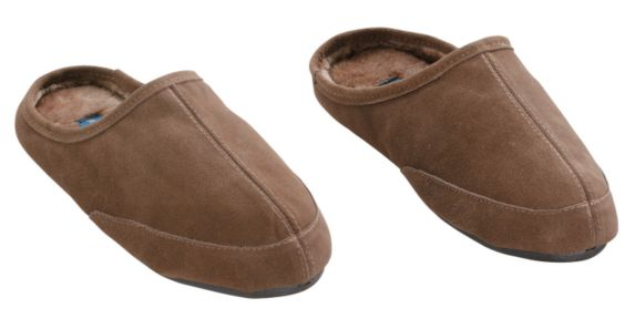 Men's Suede Slippers Product image