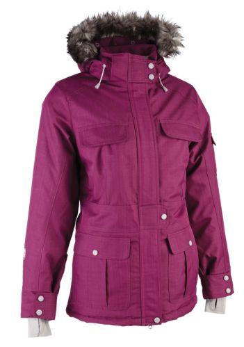 Parka Broadstone, violet, dame Image de l'article