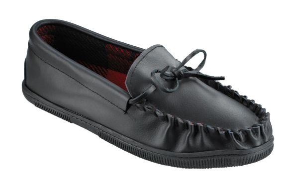 Men's Leather Slipper Moc Product image