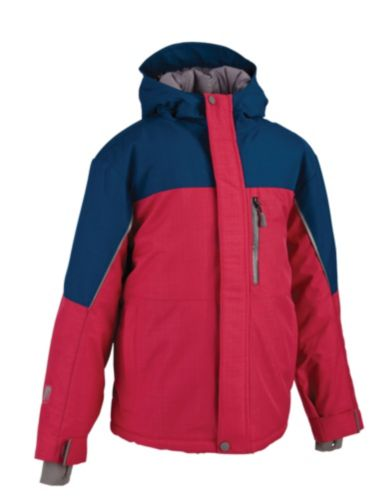 Broadstone Girls' Winter Ski Jacket, Pink Product image