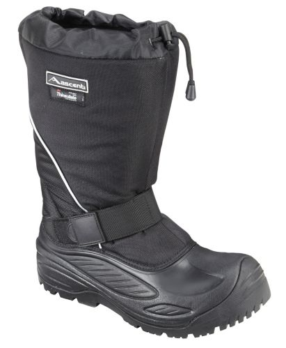 Broadstone Men's Glacier Winter Boots, Black Product image