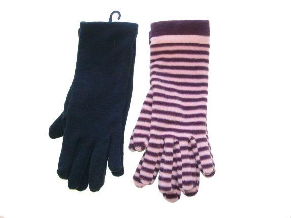 Women's Fleece Gloves, Assorted Product image