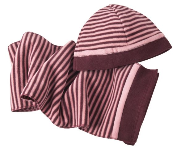 Women's Fleece Scarf, Assorted Product image