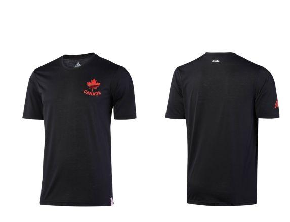 Adidas COC Short Sleeve Shirt, Black Product image