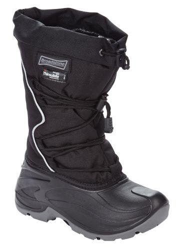 Broadstone Women's Glacier Boots, Black Product image