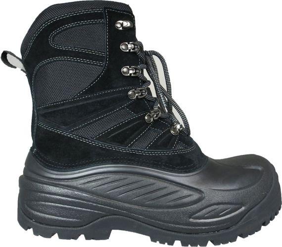 Broadstone Men's Storm Winter Boots, Black Product image