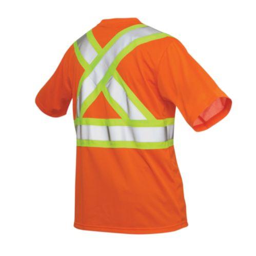 Chandail orange haute visibilité Work King Image de l'article