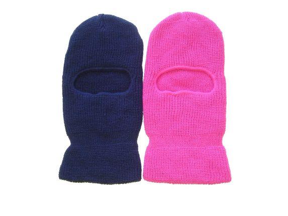 Passe-montagne tricoté pour enfants Image de l'article