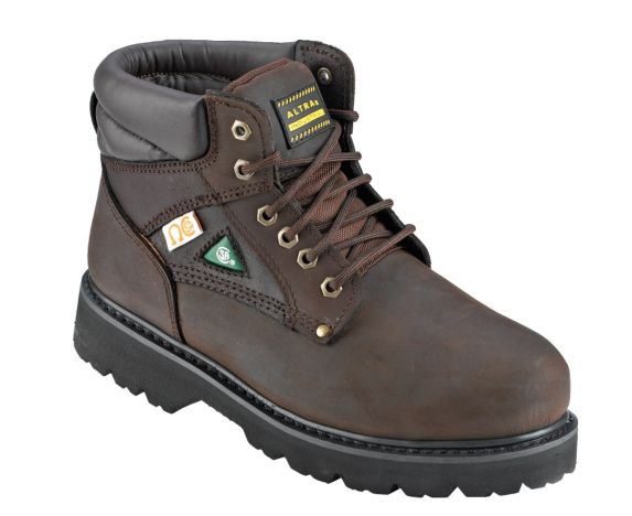 Altra Men's Industrial CSA Work Boot, Brown, 8-in Product image