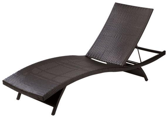 Chaise longue en S de la collection CANVAS Satori Image de l'article