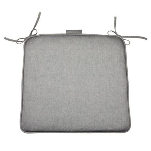 Coussin de siège CANVAS Balmoral, gris Image de l'article