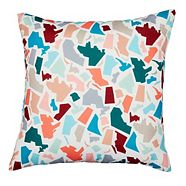 CANVAS Provinces Recycled Toss Cushion