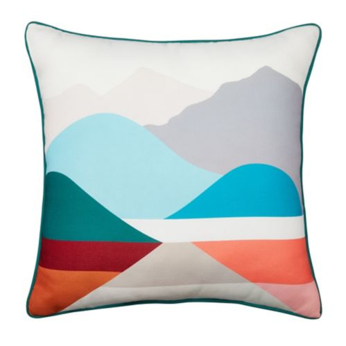 CANVAS Landscape Recycled Toss Cushion Product image