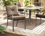 Sutton Collection Cushion Patio Dining Chair | FOR LIVINGnull