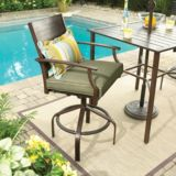 Monterey Collection High Dining Patio Chair | FOR LIVINGnull