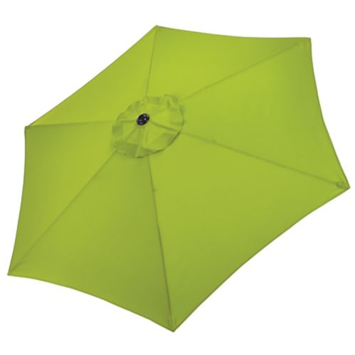 CANVAS Market Patio Umbrella, 9-ft Product image