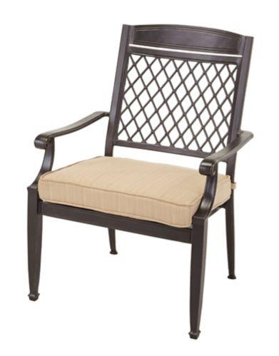 CANVAS Covington Cast Patio Dining Chair Product image