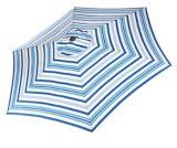 Parasol à bandes bleues CANVAS | CANVASnull