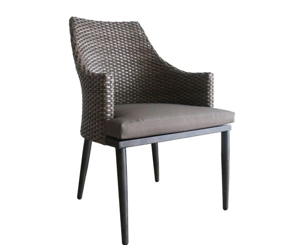 CANVAS Seabrooke Wicker Patio Dining Chair, 2-pk Product image