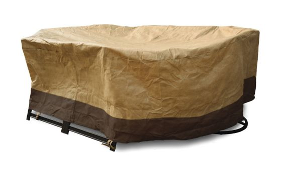 All Season Patio Dining Set Cover, Oval, X-Large Product image