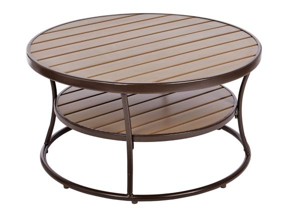 CANVAS Endurowood Patio Coffee Table, 32-in Product image