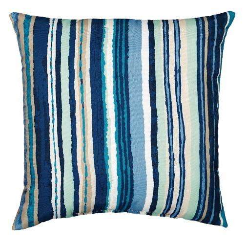 CANVAS Santorini Stripe Patio Toss Cushion Product image