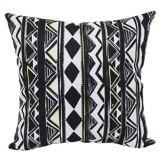CANVAS Aztec Stripe Patio Toss Cushion | CANVASnull