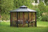 Moustiquaire CANVAS pour abri de jardin octogonal Octavia | CANVASnull