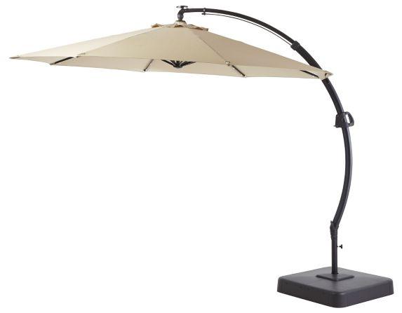 CANVAS Miramar Offset Patio Umbrella Product image