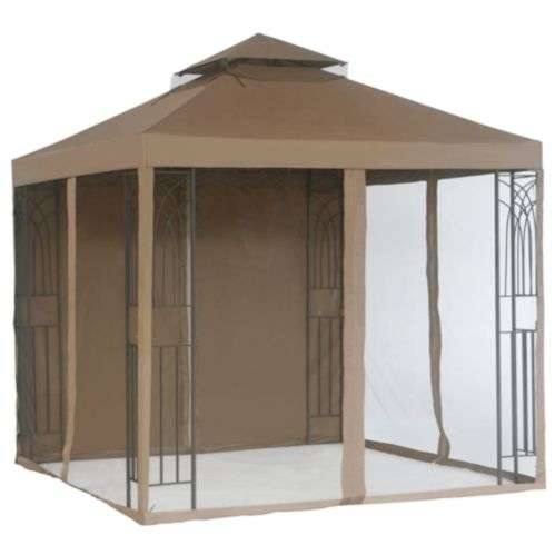 Moustiquaire pour abri de jardin Crawford Image de l'article