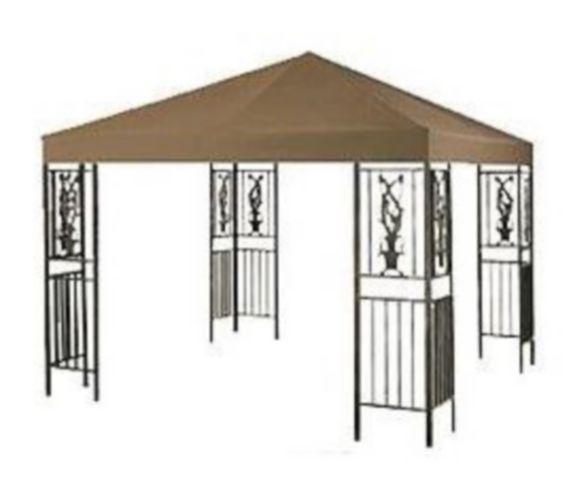 Canopy For Sunjoy Tulip Gazebo Product image