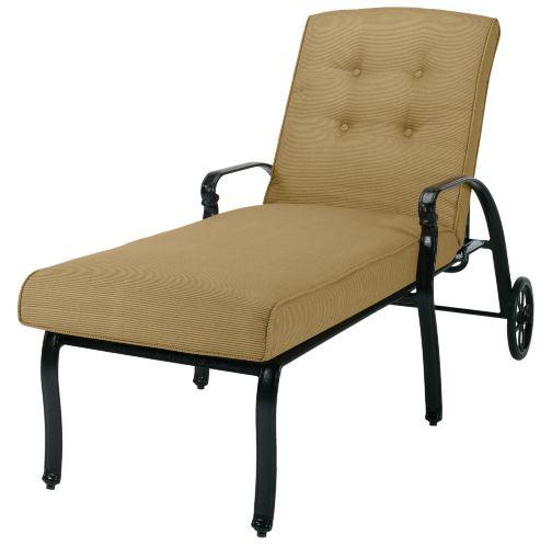 Chaise longue de jardin La-Z-Boy, collection Camden Image de l'article