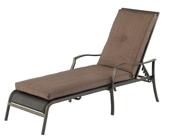 Chaise longue Sutton Image de l'article