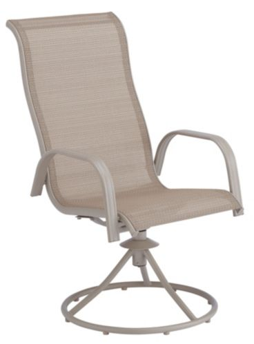 Fauteuil-hamac pivotant, collection Parker Image de l'article