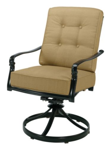 La-Z-Boy Camden Collection Swivel Patio Chair Product image