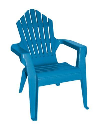Chaise pour enfants Adirondack Gracious Living, choix variés Image de l'article