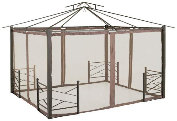 Parois et moustiquaire For Living pour abri de jardin, collection Luca Image de l'article