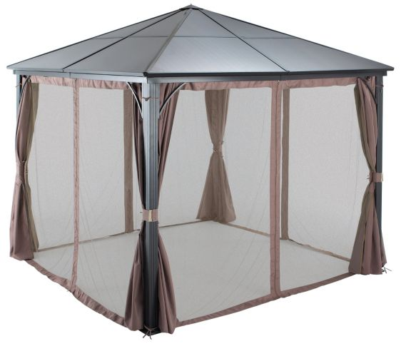 For Living Walls and Netting for Clarkson Collection Gazebo Product image