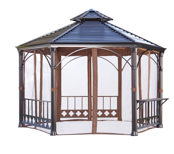 CANVAS Netting for Pavilion Gazebo Product image