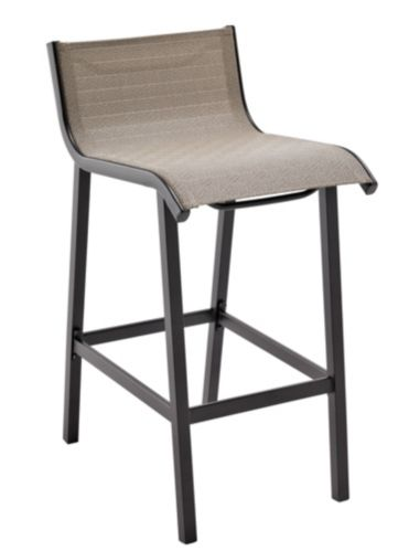 Parsons Collection Sling Bar Stool Product image
