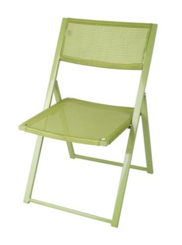 Chaise pliante Umbra Loft en toile Textaline Image de l'article