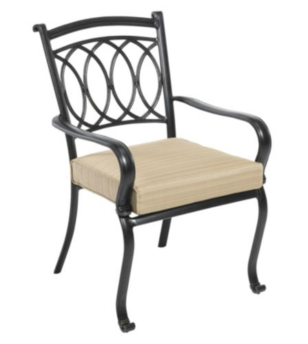 La-Z-Boy Aberdeen Collection Cast Patio Dining Chair Product image