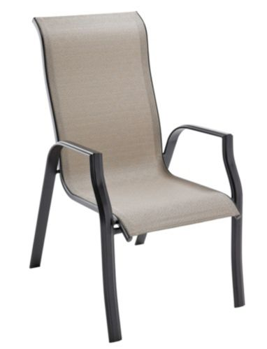 Parsons Collection Sling Patio Dining Chair Product image
