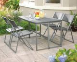Chaise pliante Umbra Loft, textilène | Umbra Loftnull
