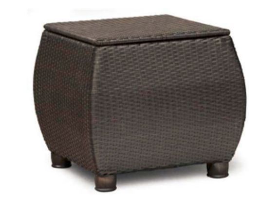 La-Z-Boy Whitley Patio Side Table, 25.4 x 25.4-in Product image
