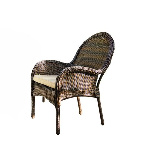 Capeside Wicker Bistro Chair Product image
