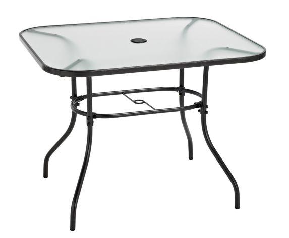 Table en verre Colton, 38x32 po Image de l'article