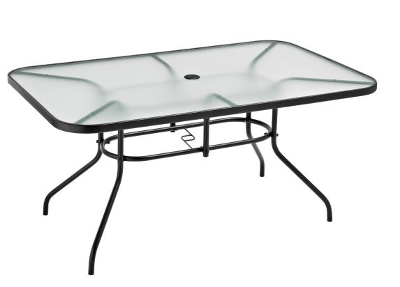 Table en verre Parsons, 61x38 po Image de l'article