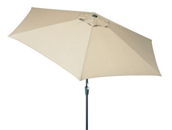 Parasol rond Pierce, beige, 9 pi Image de l'article